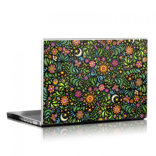 Nature Ditzy Laptop Skin