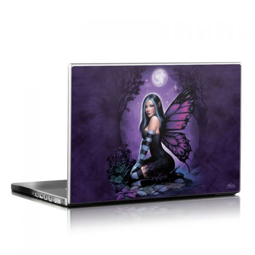 Night Fairy Laptop Skin