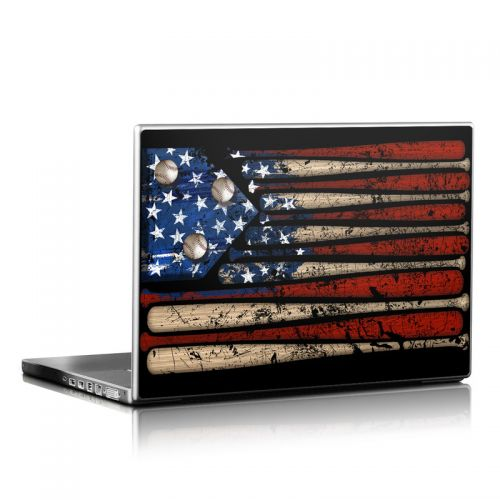 Old Glory Laptop Skin