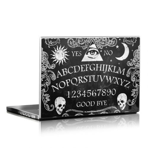 Ouija Laptop Skin