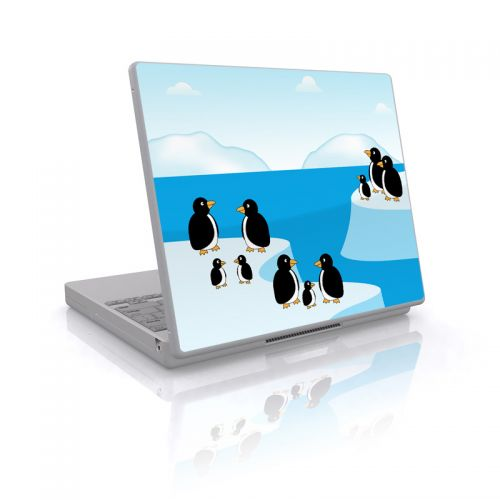 Penguins Laptop Skin