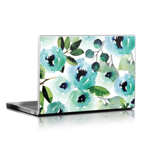 Peonies Laptop Skin