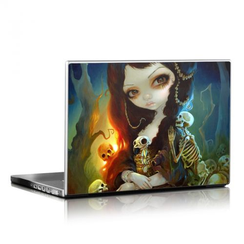 Princess of Bones Laptop Skin