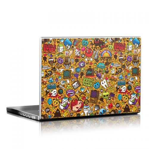 Psychedelic Laptop Skin