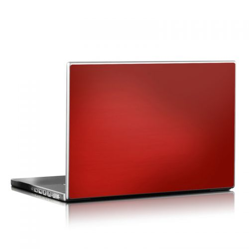 Red Burst Laptop Skin