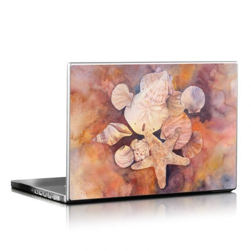 Sea Shells Laptop Skin