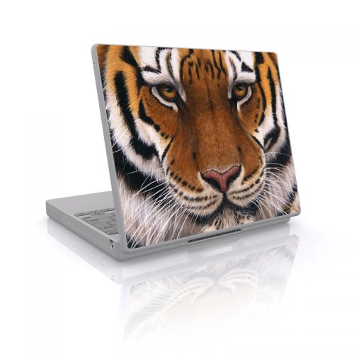 Siberian Tiger Laptop Skin