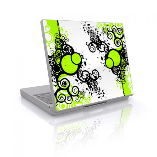 Simply Green Laptop Skin