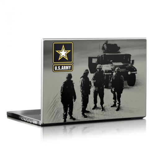 Soldiers All Laptop Skin