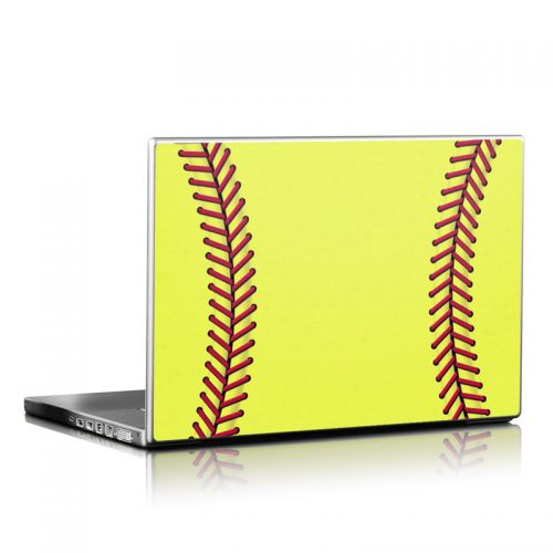 Softball Laptop Skin