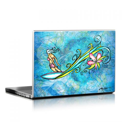 Soul Flow Laptop Skin