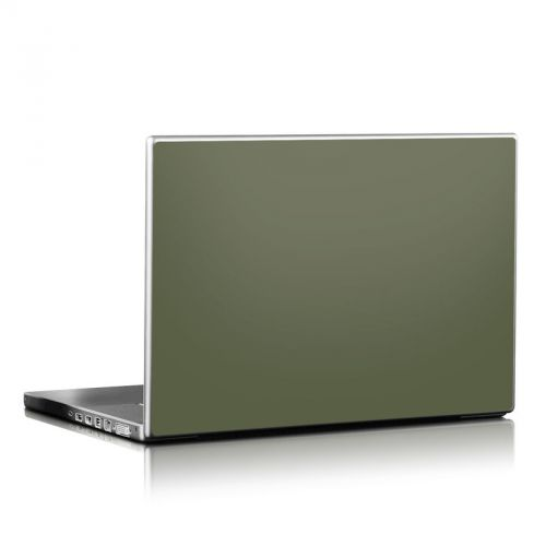 Solid State Olive Drab Laptop Skin