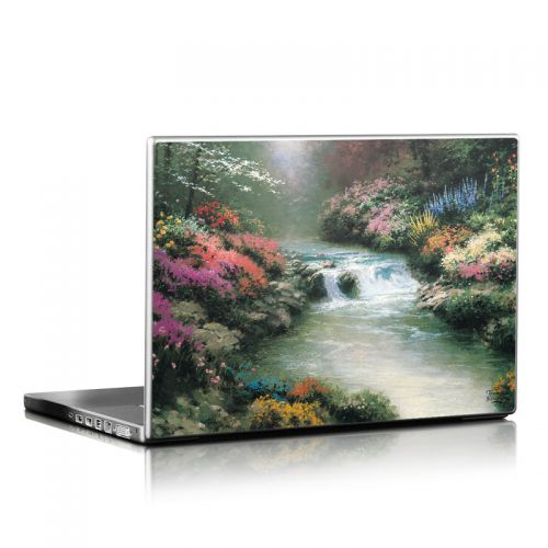 Beside Still Waters Laptop Skin