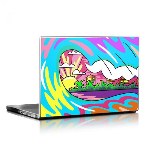 Sunset Break Laptop Skin