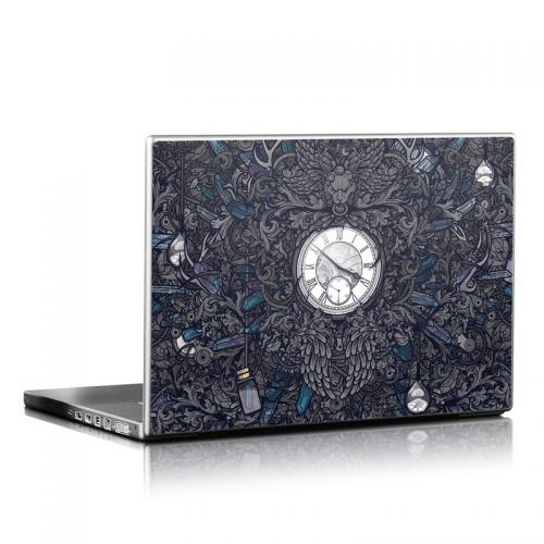 Time Travel Laptop Skin