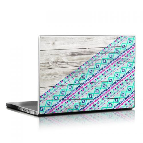 Traveler Laptop Skin