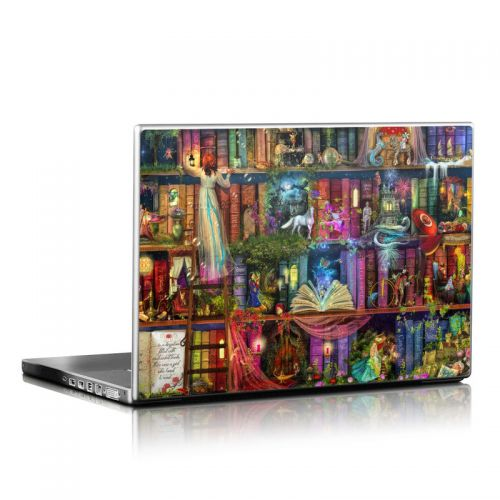 Treasure Hunt Laptop Skin
