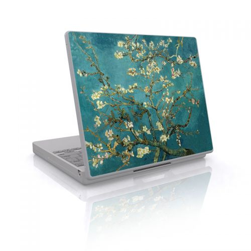 Blossoming Almond Tree Laptop Skin