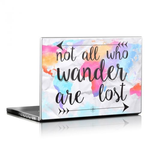 Wander Laptop Skin