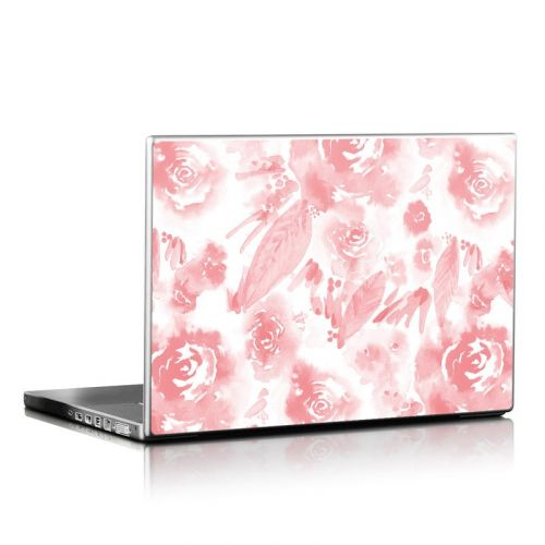 Washed Out Rose Laptop Skin