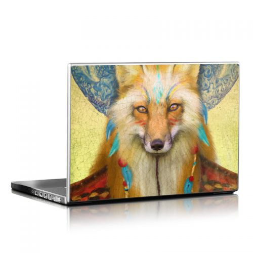 Wise Fox Laptop Skin