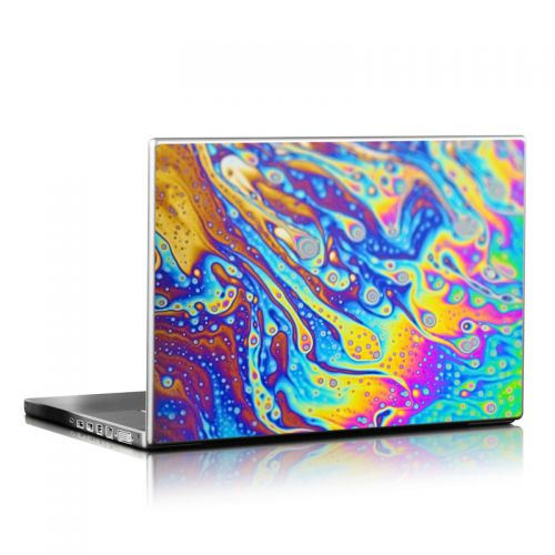 World of Soap Laptop Skin
