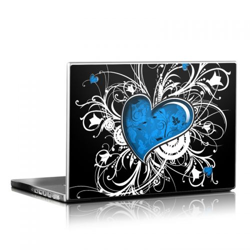 Your Heart Laptop Skin