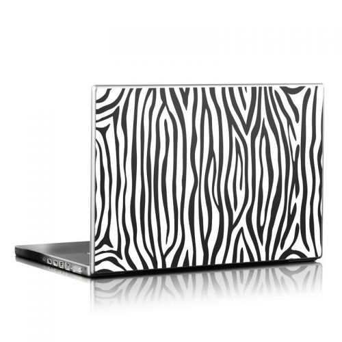 Zebra Stripes Laptop Skin