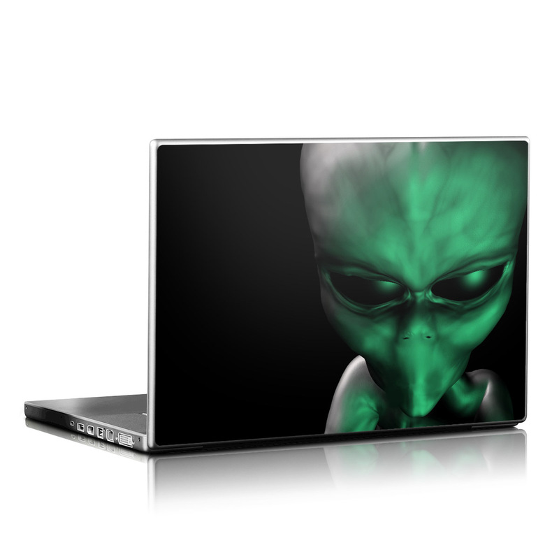 Abduction Laptop Skin