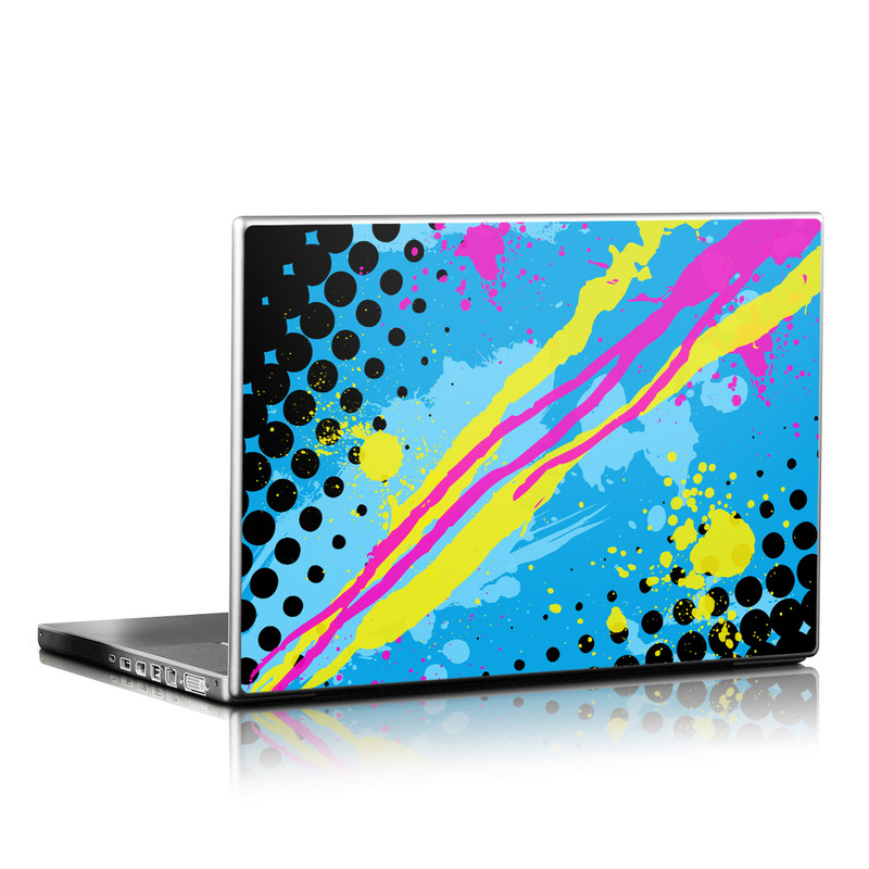 Acid Laptop Skin