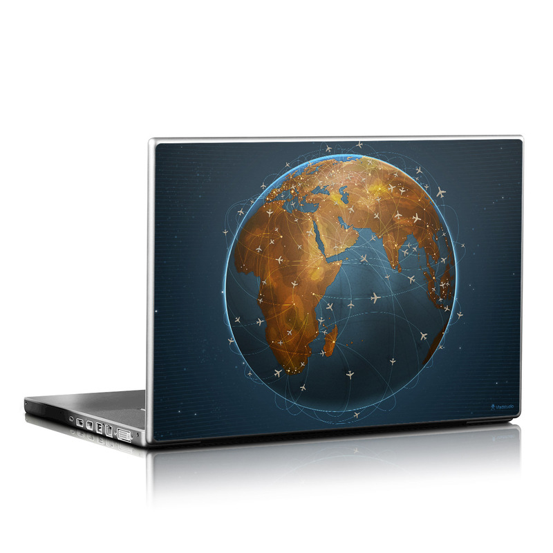 Airlines Laptop Skin