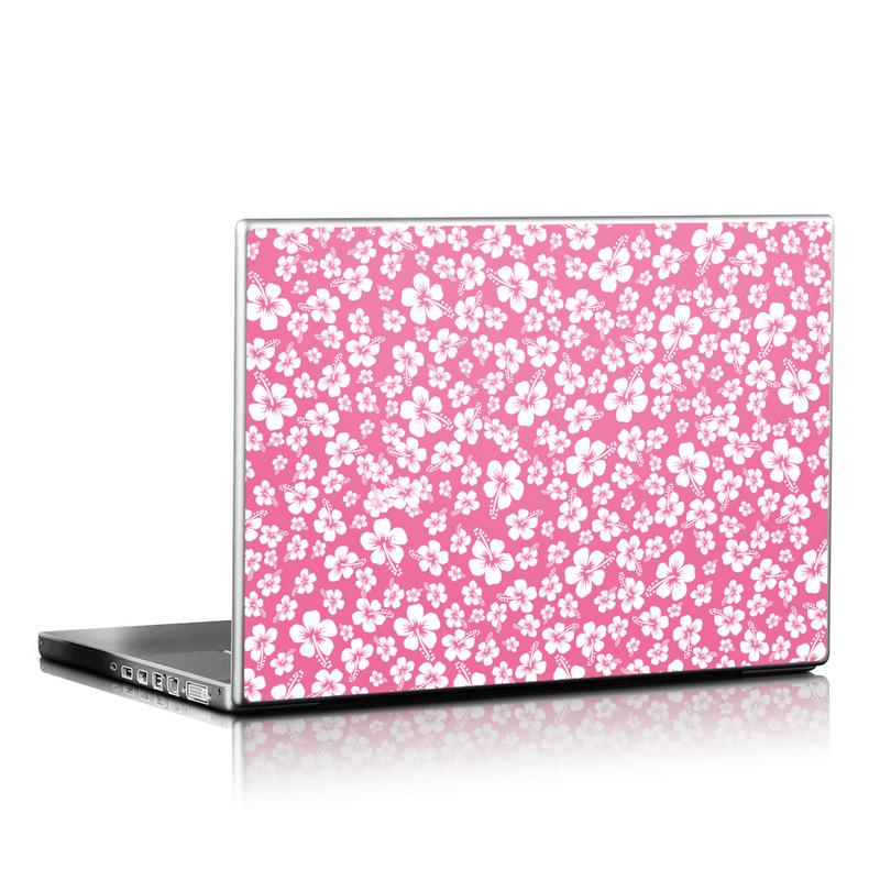 Aloha Pink Laptop Skin