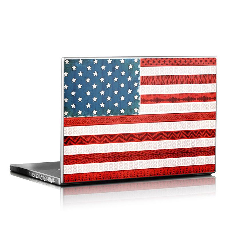 American Tribe Laptop Skin