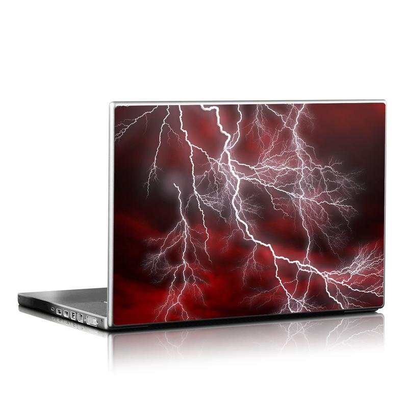 Apocalypse Red Laptop Skin