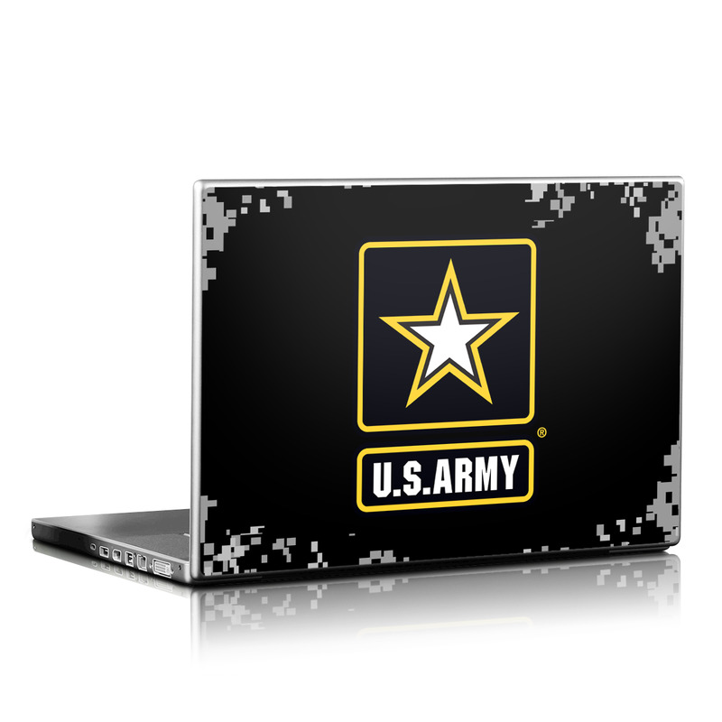 Army Pride Laptop Skin