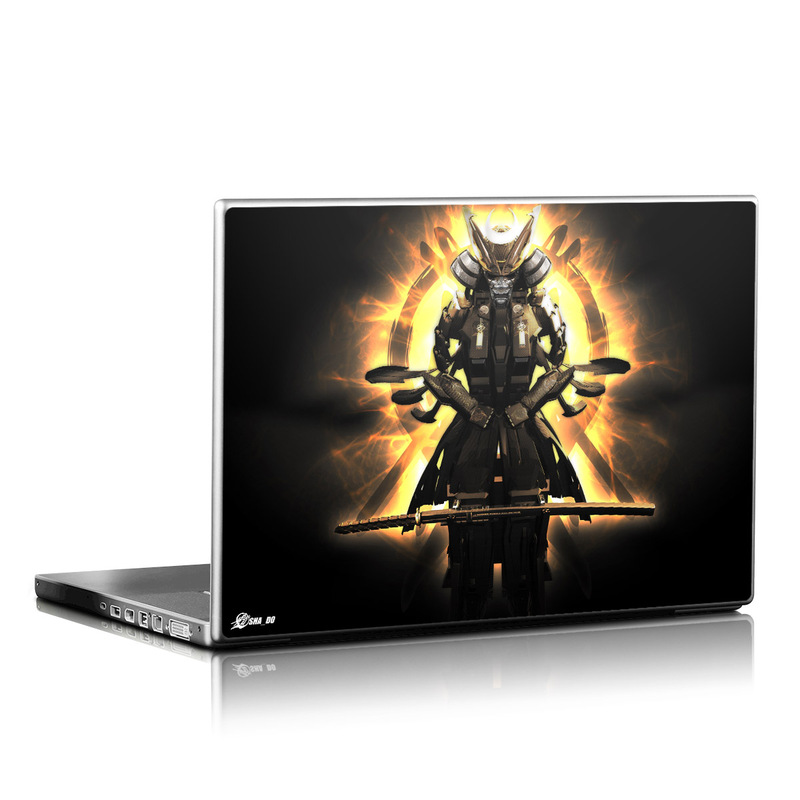 Armor 01 Laptop Skin