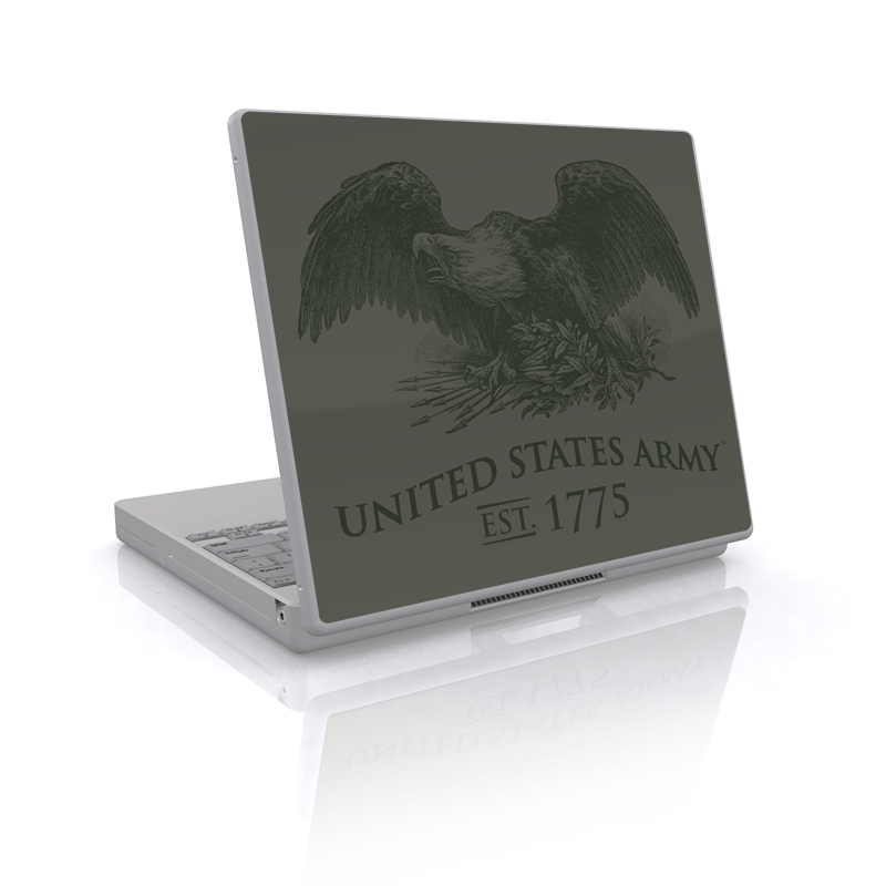 Army Crest Laptop Skin