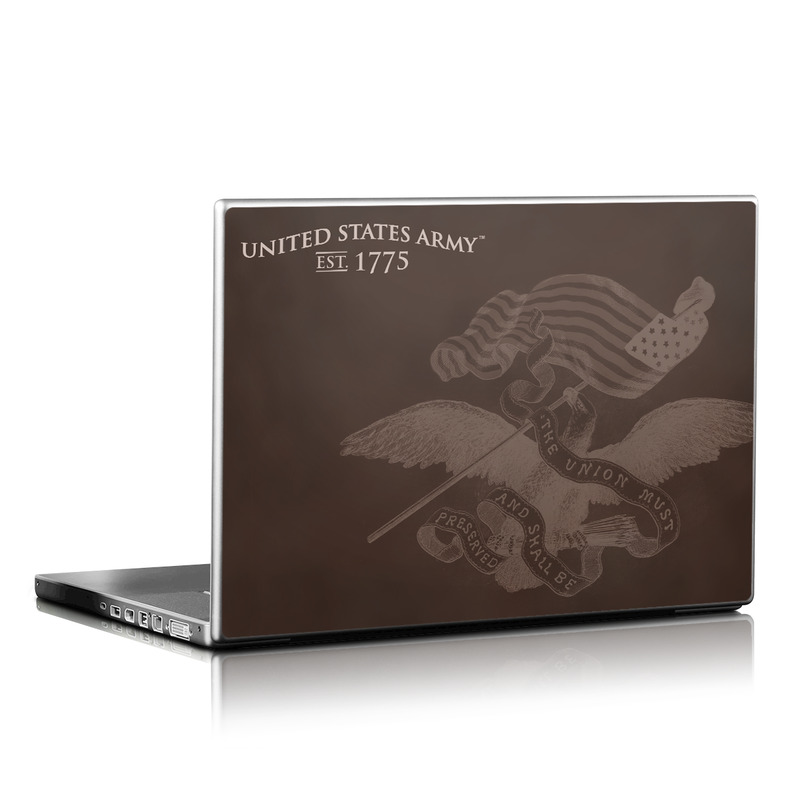 Army Preserved Laptop Skin
