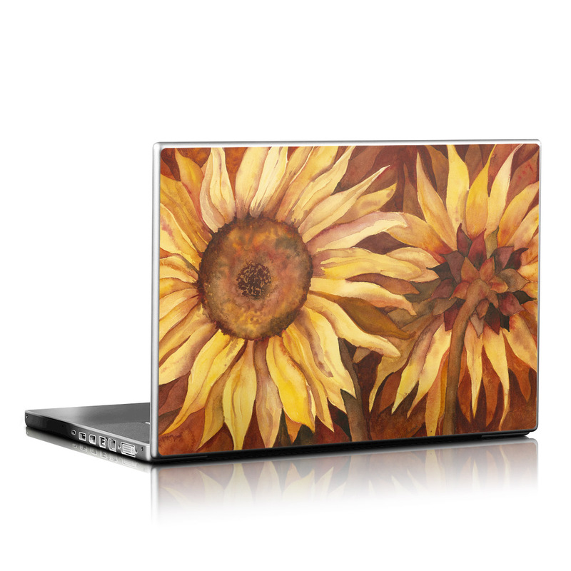 Autumn Beauty Laptop Skin