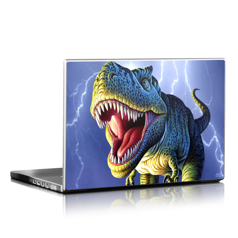 Big Rex Laptop Skin