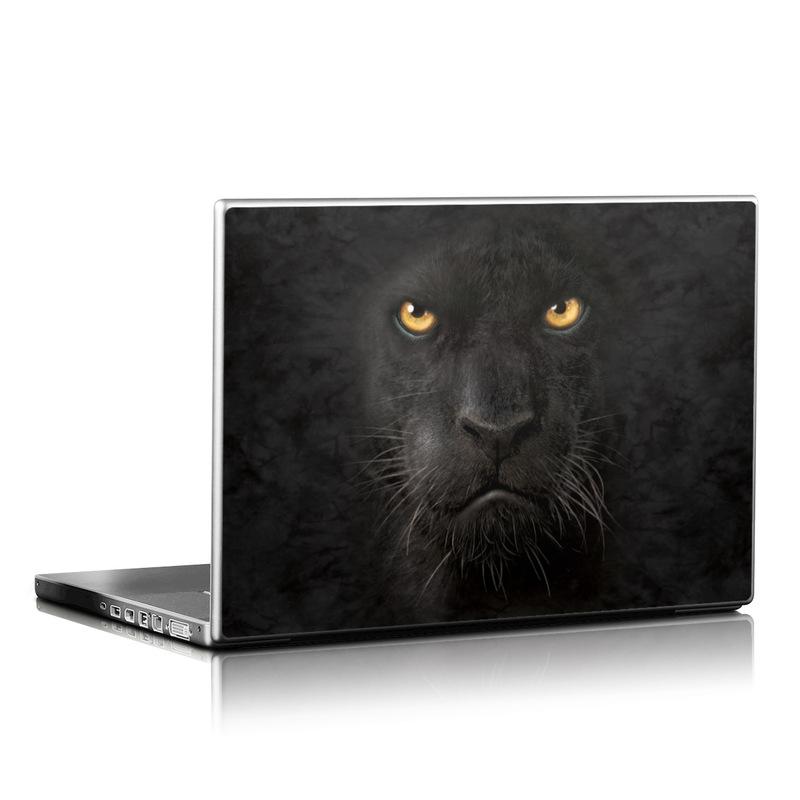 Black Panther Laptop Skin
