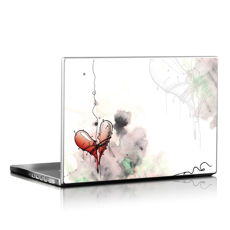 Blood Ties Laptop Skin