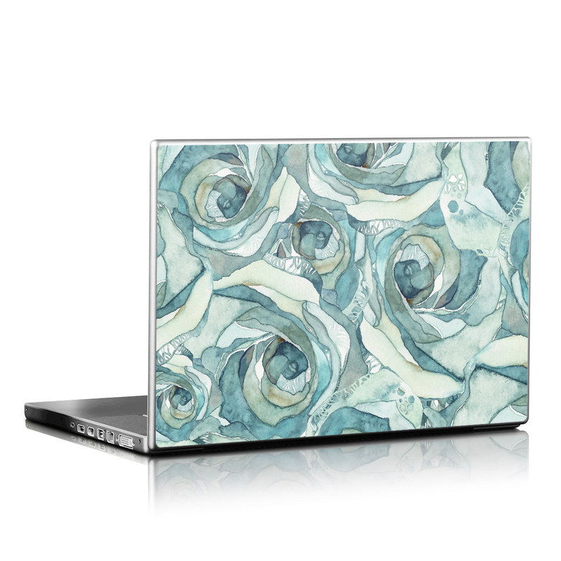 Bloom Beautiful Rose Laptop Skin