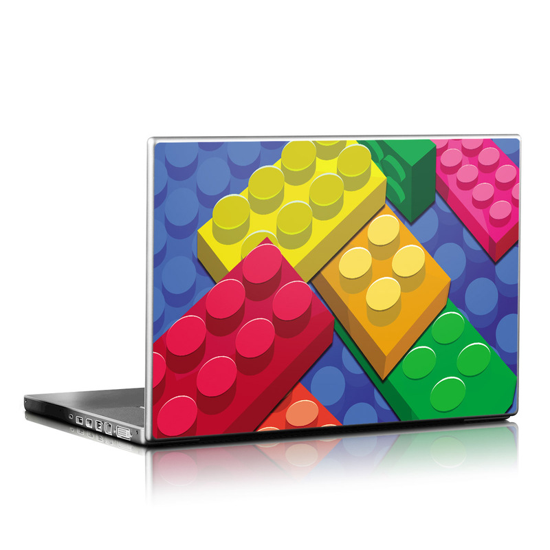 Bricks Laptop Skin
