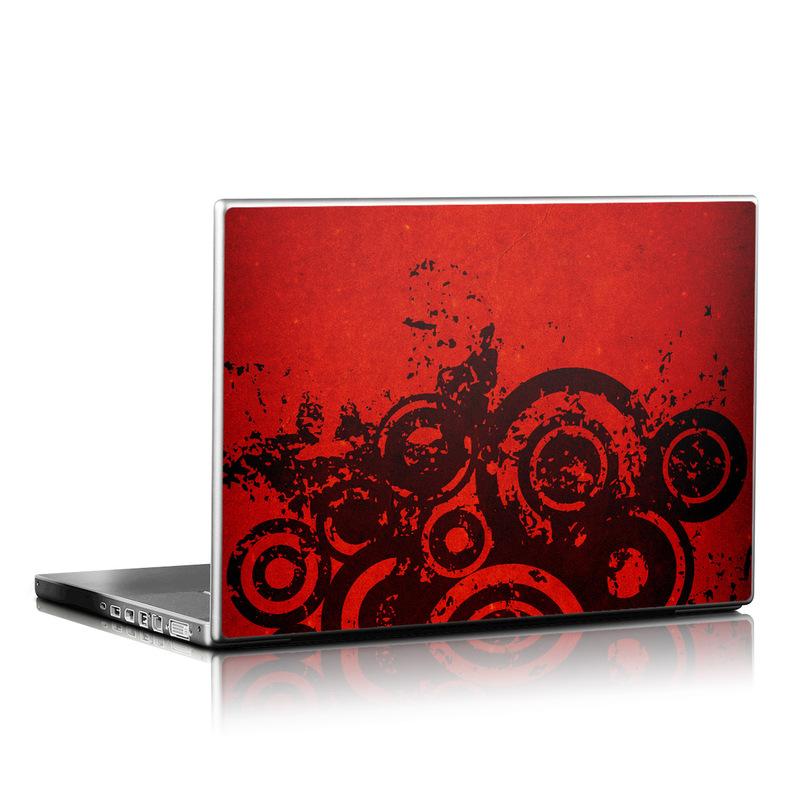 Bullseye Laptop Skin