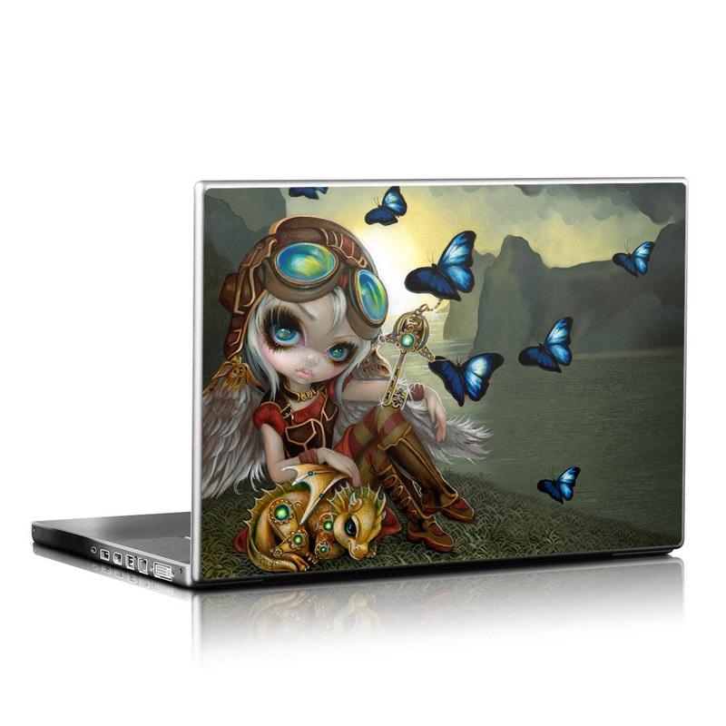 Clockwork Dragonling Laptop Skin