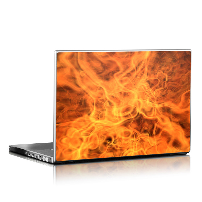 Combustion Laptop Skin