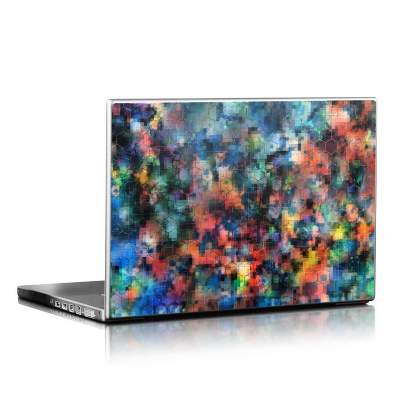 Circuit Breaker Laptop Skin