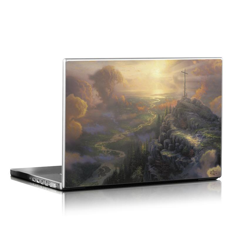 The Cross  Laptop Skin