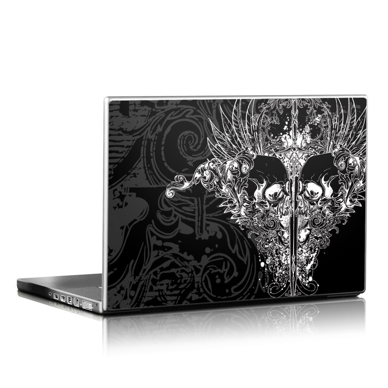 Darkside Laptop Skin